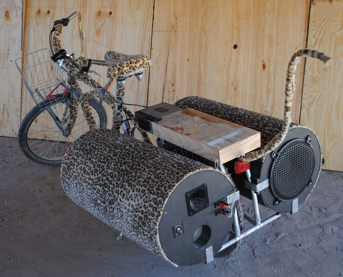The Loud Bike An Xtracycle Sound System