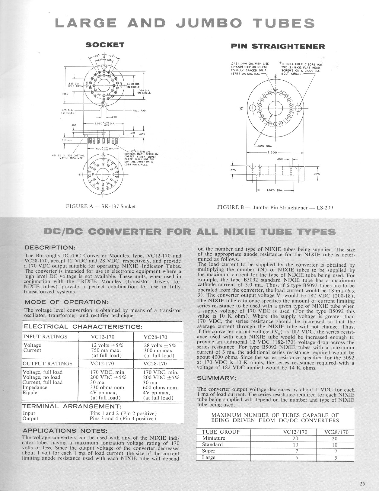 Nixie Tube Data From Cathode Corner Schematic Page 2 26 27 28